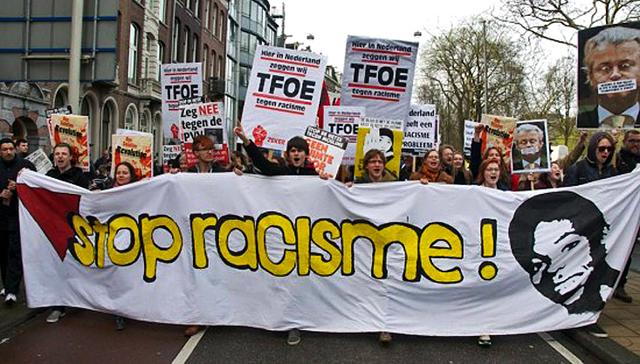 Dag van Racisme Amsterdam 2014