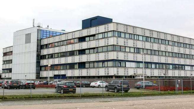 FOTO LC ARODI BUITENWERF Voormalig Postsorteercentrum aan de Snekertrekweg